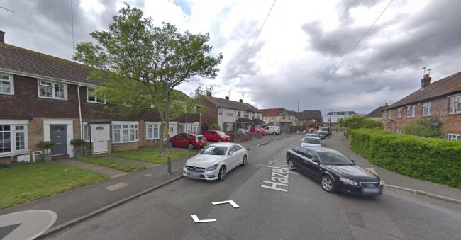 Hazel Drive and Hazel Road, Slade Green, Erith