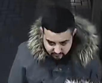 Police would like to speak to this man as part of enquiries after an attack at a McDonald's (Photo: Herts Constabulary)
