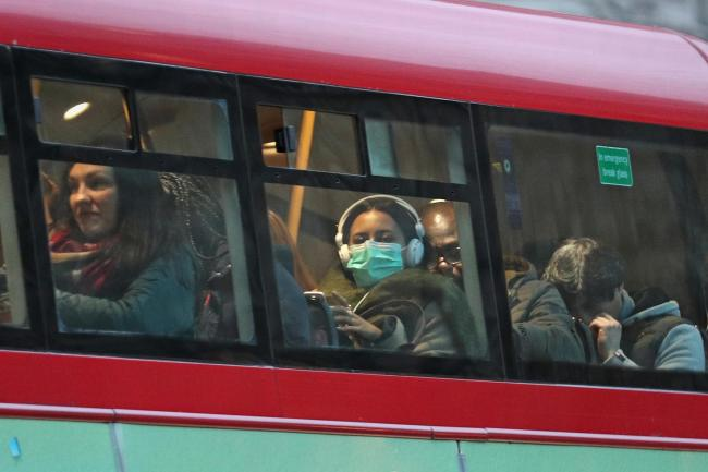 Part of the review will examine the measures introduced to protect bus drivers