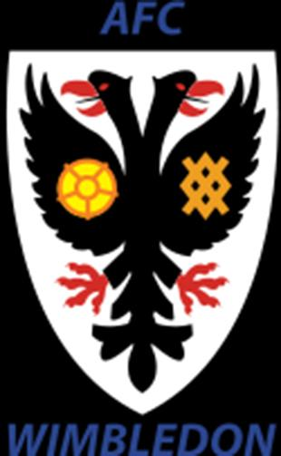This Is Local London: Football Team Logo for AFC Wimbledon
