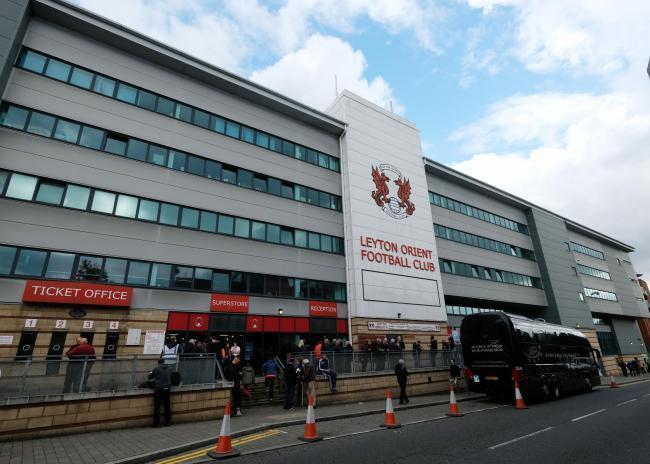 Leyton Orient do not want to cancel the current season. Picture: Action Images