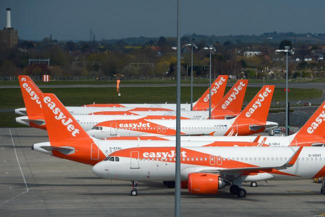 EasyJet said it will start flights from the UK on June 15