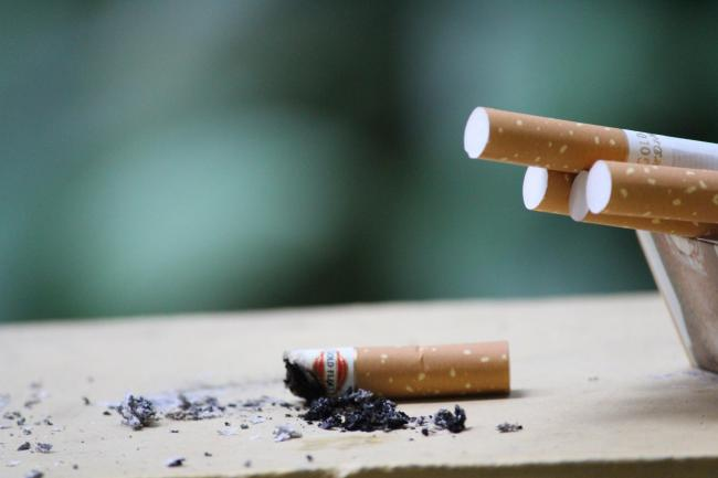 Bexley hopes a ban on cigarettes will prevent hundreds of young people in the borough taking up the habit.