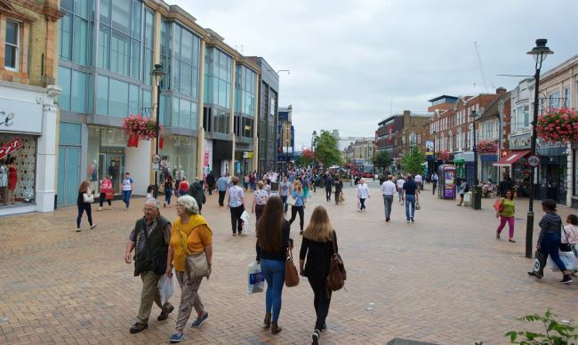 Town centres across the borough of Bromley are set to benefit from the ambitious funding bid.