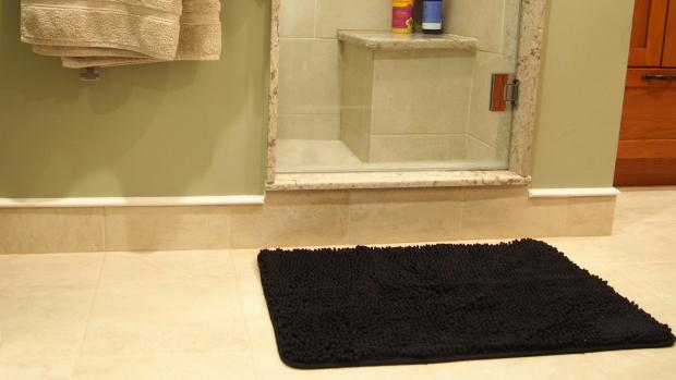 This Is Local London: A stylish bath mat can brighten up your space. Credit: Reviewed / Kori Perten