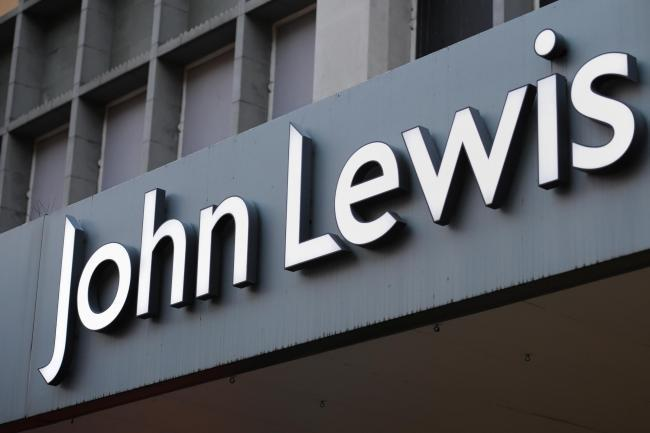 John Lewis is set to close a number of stores permanently, according to a letter sent to staff