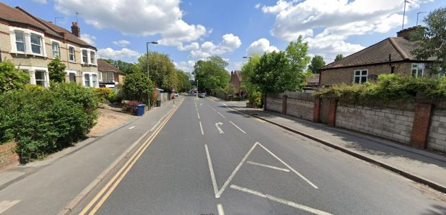 Two teenagers were hit by a car at Longmore Avenue (Photo: Street View)