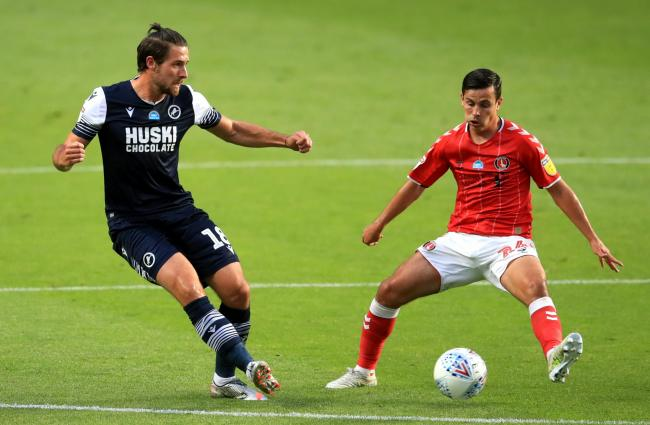 Cooper strikes late at Charlton to give Lions derby bragging rights