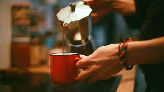 This Is Local London: Brewing coffee in a moka pot is budget-friendly and easy. Credit: Getty Images / Chatnoir
