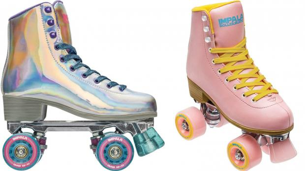 This Is Local London: Take part in this summer's hottest trend with these roller skates. Credit: Impala / Amazon