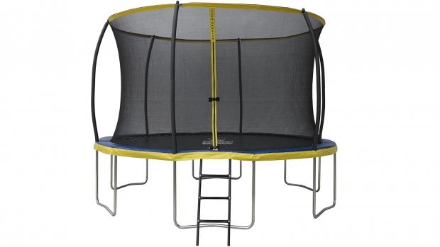 This Is Local London: Get some air with this trampoline. Credit: Zero Gravity / Amazon