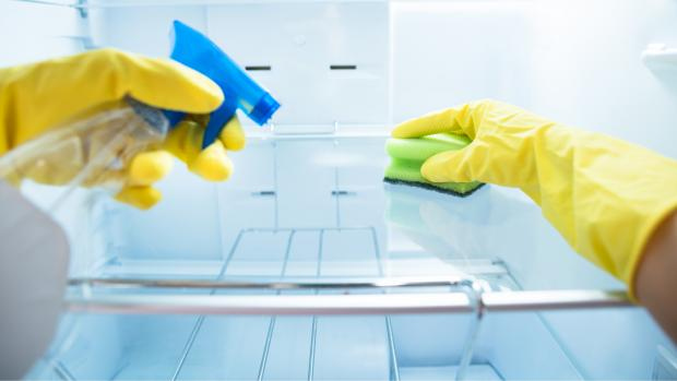 This Is Local London: It's recommended to deep clean your fridge once a month. Credit: Getty Images / Andrey Popov