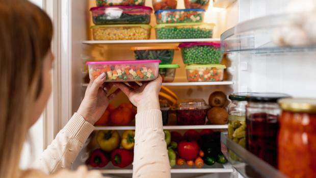This Is Local London: Avoid reorganising your fridge too often. Credit: Getty Images / Group4 Studio
