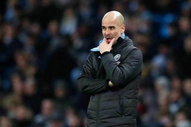 Pep Guardiola is hoping to steer Manchester City to Champions League success