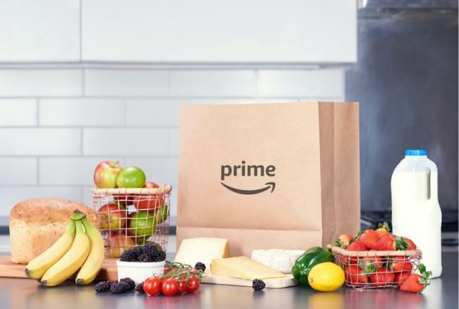 Amazon Prime unveils major change for those who order their food online. Picture: PA Wire/Amazon