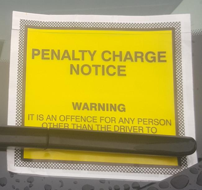 Parking fines could go up in some parts of the borough (Photo: Brent Council)