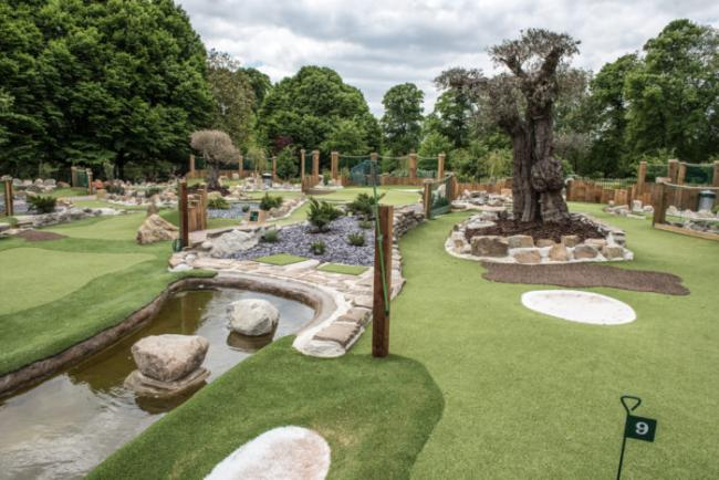 Putt In The Park: Is it coming to Gunnersbury?