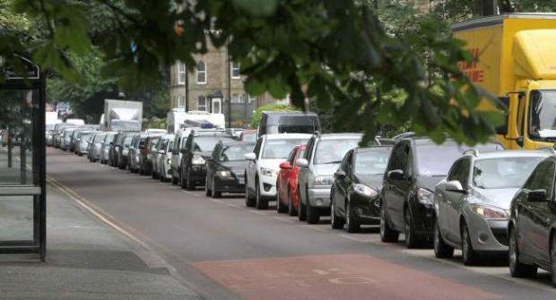 This Is Local London: While the measures aim to achieve higher rates of people cycling and walking, Crystal Palace's closures have caused miles worth of traffic to back up around Bromley borough.