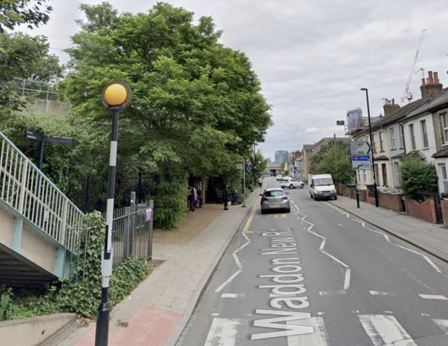 Police were called to a fight on Waddon New Road