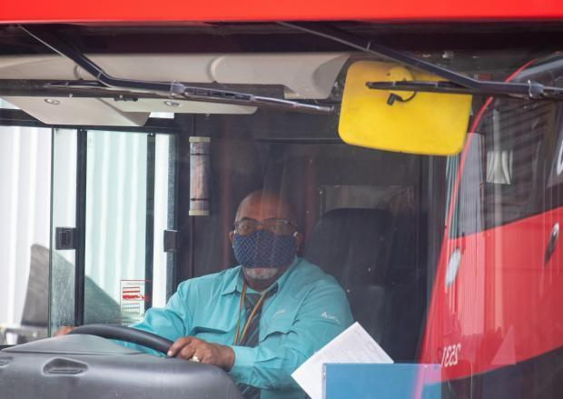 Bus drivers will be balloted