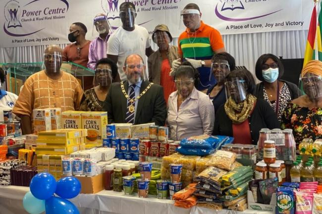 The Power Centre Church celebrate community outreach success