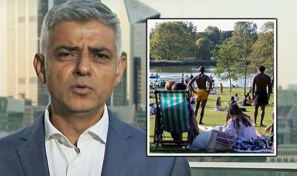 Sadiq Khan admitted more coronavirus lockdown measures could be introduced in London
