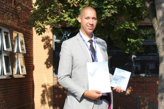 Mr Harris has been recognised for his ongoing commitment to teaching