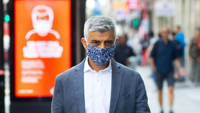 London mayor Sadiq Khan wants household visits banned in London