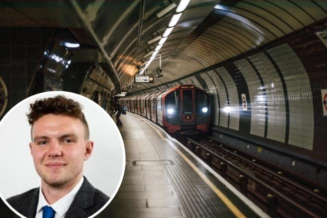 Greenwich Cllr Charlie Davis is among the Conservative group who have launched the petition urging TfL to prioritise the Bakerloo Line extension.