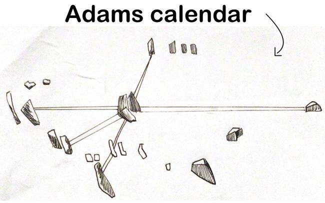 Adams calendar, Joseph Lewis, Richard Challoner secondary school