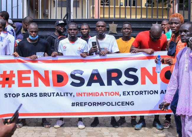 What next for Nigeria and #ENDSARS