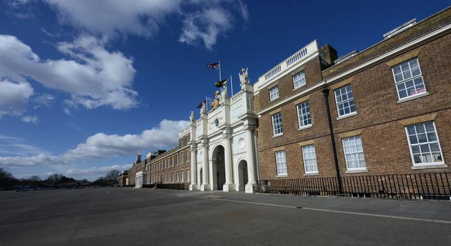 Royal Artillery Barracks at Woolwich, South East London - Sergeant Adrian Harlen/MOD