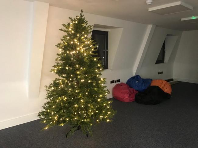 Lapland in your living room! Get ready for a tree-mendous Christmas