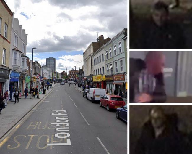 Police appeal following attack in Croydon