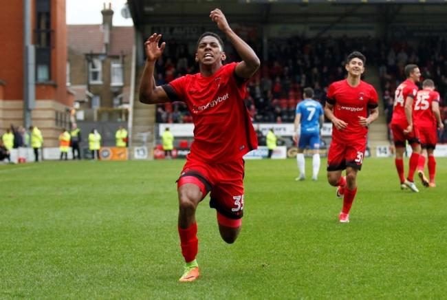 Tristan Abrahams has returned to Leyton Orient. Picture: Action Images