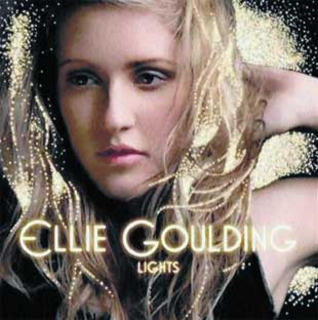 Ellie Goulding - Lights (Polydor) ***
