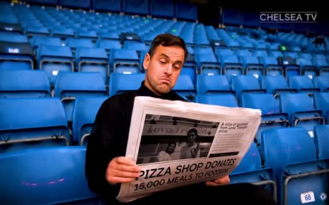 Chelsea FC and Joe Cole move to support small London businesses