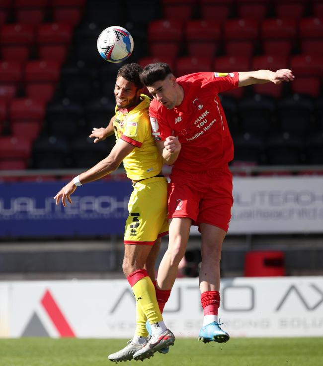 Leyton Orient drew with Walsall Picture: PA