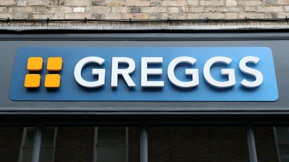 Greggs are opening 100 new stores in the UK this year, including one in North Greenwich