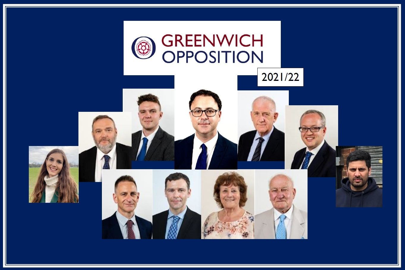 The full Opposition to Greenwich Council