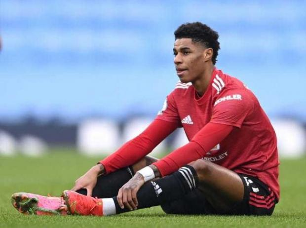 """This Is Local London: Rashford said he is """"so thankful and so very proud"""" for the """"compassion and empathy"""" shown by those who have stepped up to help so far"""