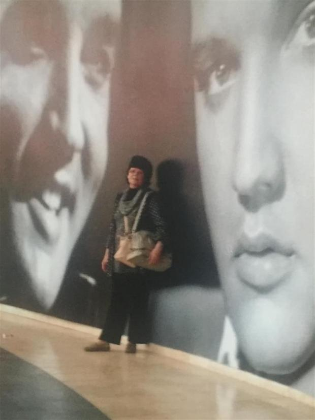 This Is Local London: Sandra at the Elvis exhibition