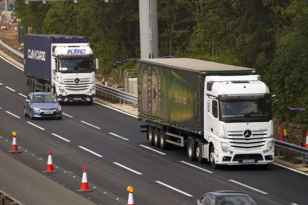 This Is Local London: HGV driver shortages have hit across the country - PA