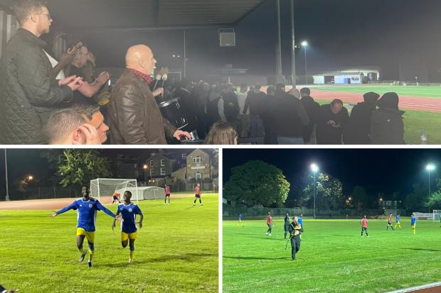 This Is Local London: Six days in, and Toby has already seen an array of different teams play - @TobyPalmer