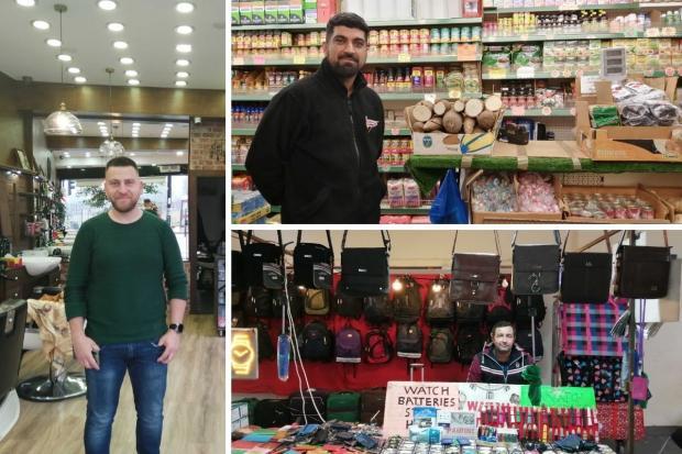 This Is Local London: Emurla Emurla, Yassar Latif, Samad Raheem (Grainne Cuffe)
