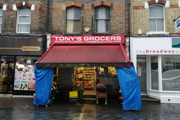 This Is Local London: Tony's Grocers (Grainne Cuffe)