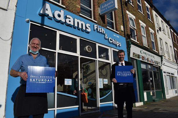This Is Local London: Zac runs Adam's in South Wimbledon.