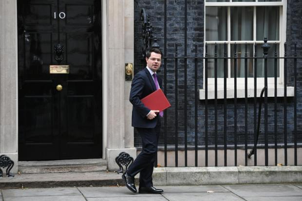 This Is Local London: James Brokenshire - PA Wire