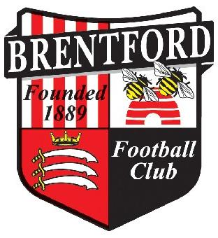 This Is Local London: Football Team Logo for Brentford