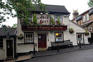 This Is Local London: The Rambler's Rest, Mill Place, Chislehurst